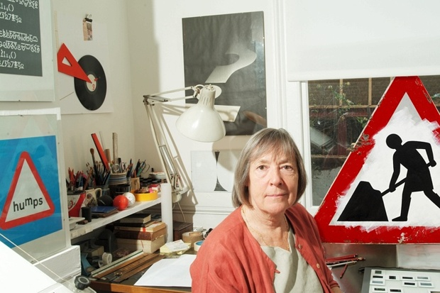 Margaret Calvert, the designer who made our roads safer for 50 years
