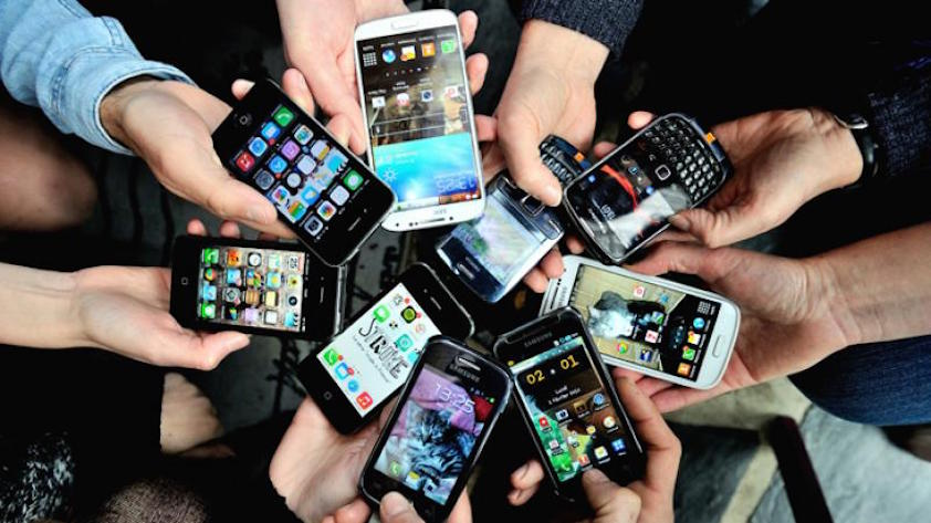 The changing aspects of mobile phones