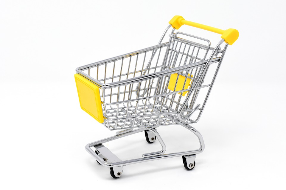 A Shopping Cart is the Best Way to Save a Sale