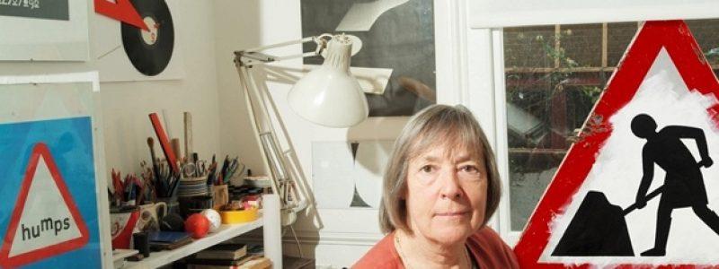 Margaret Calvert, the designer who made our roads safer for 50 years